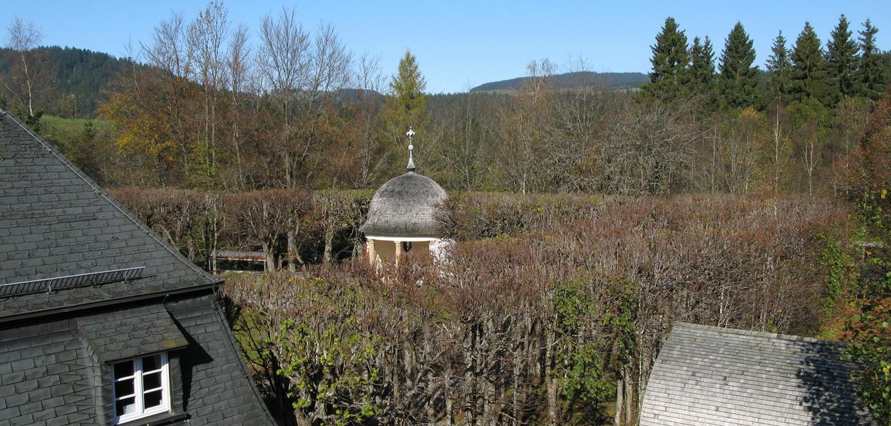 Birklehof Gartenhaus